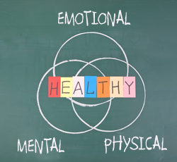 mental physcial health