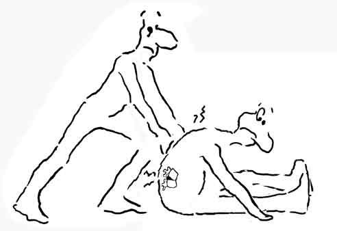 Bad-massage