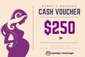 Cash Voucher $250
